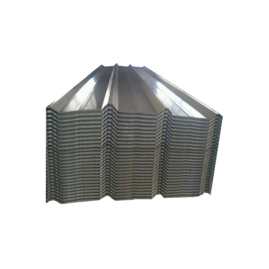 Building Material Roof Sheet Corrugated Steel Sheet