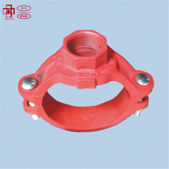 Professional Hydraulic Fitting Manufacturer Grooved Pipe Fitting Mechanical Tee