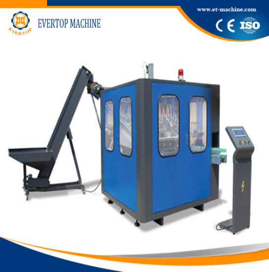 Ce Approved Automatic Plastic Bottle Blowing Machine pictures & photos