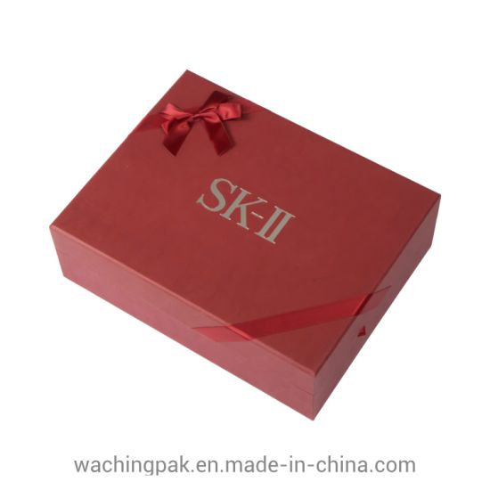 Luxury Gift Set Box Packing Box Cosmetic/Perfume/Candle/Promotion/Jewelry Paper Gift Box Factory