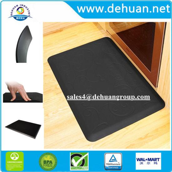 China PU Anti-Fatigue Mat Kitchen Mat - China Anti Fatigue ...