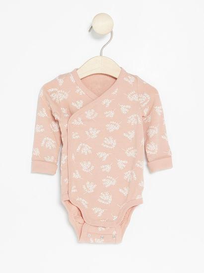 Fashion Cute Baby Kimono Bodysuit