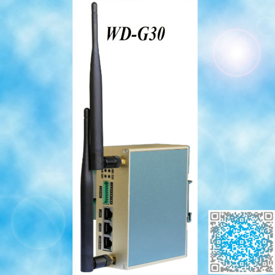 Industrial Wi-Fi Mesh Adapter Used in Railway, Mines, Industrial Telecommunication. pictures & photos