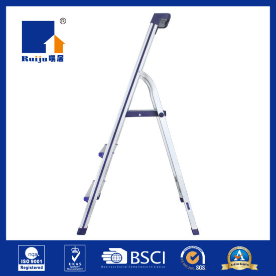 Professional Aluminum Ladder for Decoration pictures & photos