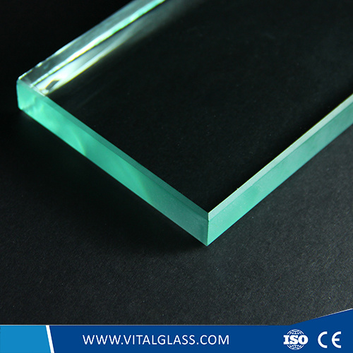 3mm-19mm Low Iron Clear Glass/Transparent Plain/Float Glass pictures & photos