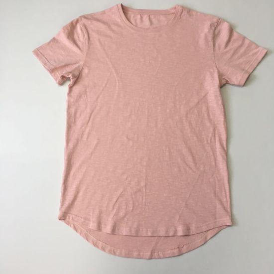 Unisex Customize 100%Cotton Jersey Brand Logo T Shirt
