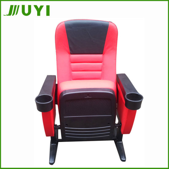 Brilliant Jy 617 Folding With Cup Holder Used Theater Chair Cinema Seats Caraccident5 Cool Chair Designs And Ideas Caraccident5Info