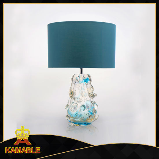 Modern Hotel Decoration Hand Blown Art Murano Glass Table Lamp (KA5105T) pictures & photos