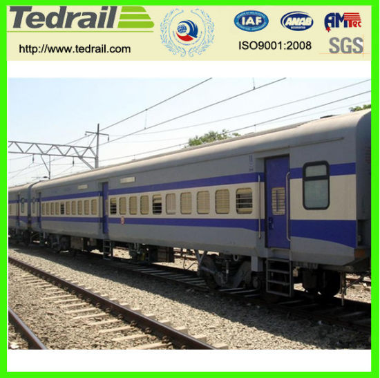 Railway Shipping for 62seats Passenger Train for Tourists Transportation
