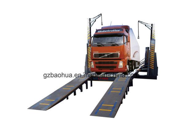 China Truck Frame Straightening Machine/Straightening System - China ...