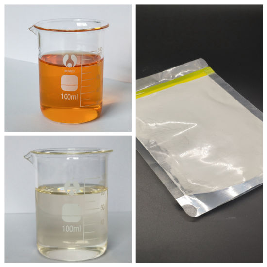 Good Dispersibility Fluidity Low Dosage High Water Reduction Polycarboxylate Polymer