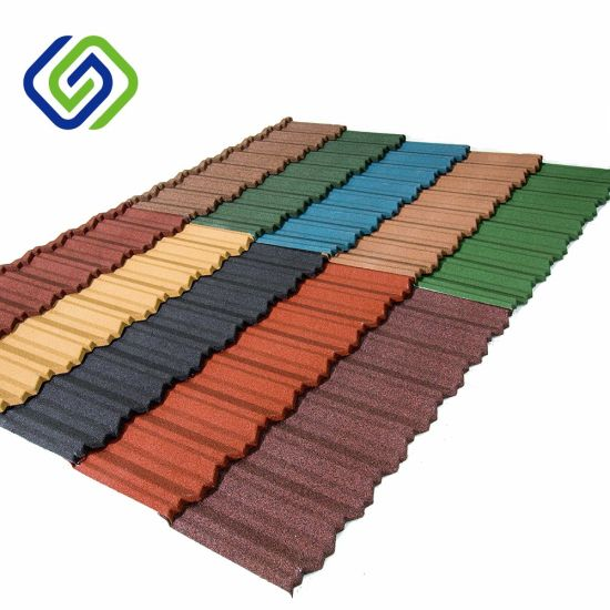 Stone Coated Steel Roofing Tile/Building Material Prices in Nigeria/Kenya/America/Canada pictures & photos