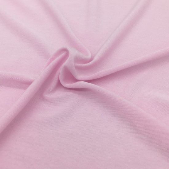 95%Modal 5%Spandex Single Jersey Fabric with Soft Handfeel
