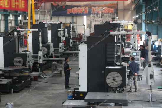 CNC Horizontal Boring Machine MB611 pictures & photos