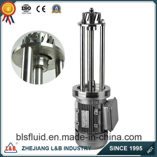 Stainless Steel Mixer for Body Lotions and Body Butters