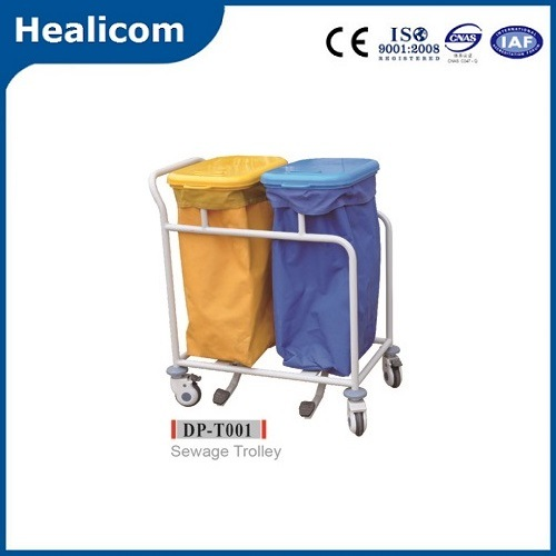 Medical Equipment Sewage Collection Vehicle Sewage Trolley
