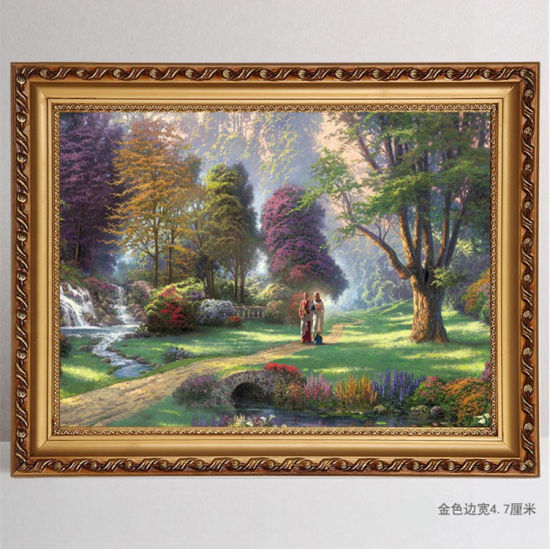 China Rich Kinds Picture Frame Art Painting Wall Home Decor ...