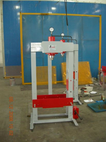 Manual Hydraulic Press Machine (MHP Series) pictures & photos