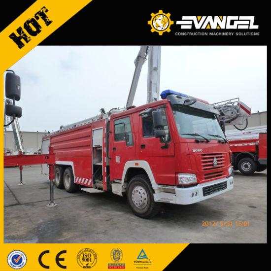 32m Water Tower Fire Fighting Truck Jp32