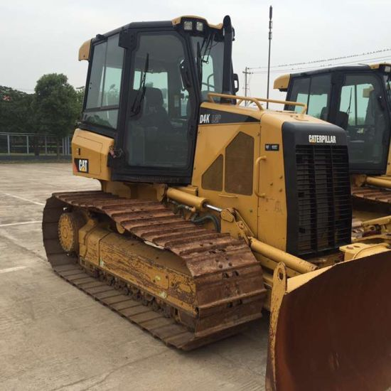 China Used Cat D4k Bulldozer Cat Bulldozer D4k China Used Cat