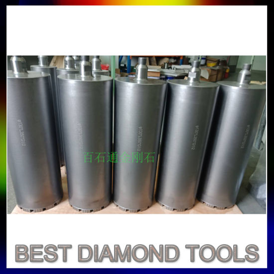 Drilling Tools Core Drill Barrel Core Drill Bit Price Diamond Core Bit Tools 12 Gas Hole Saw Pneumatic Drill pictures & photos