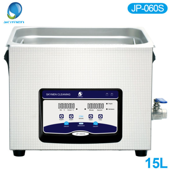 Stainless Steel Digital Ultrasonic Cleaner for Lab and Medical Instrument pictures & photos