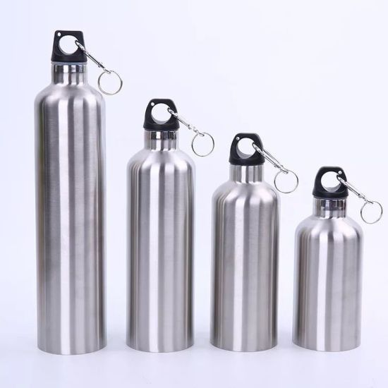 500ml double layer Sports Water Bottle with Hook (SH-ST13)