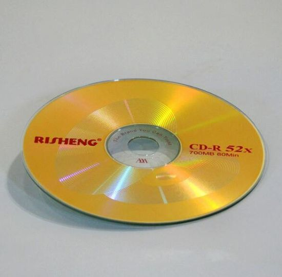New Style Hard Disk/Printed 52X CD pictures & photos