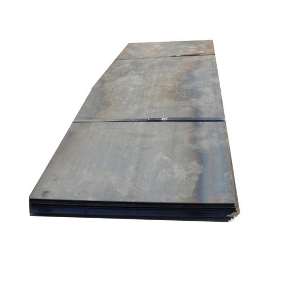 Corten a Weather Resistant ASTM A588 Grc Corten Steel Plate