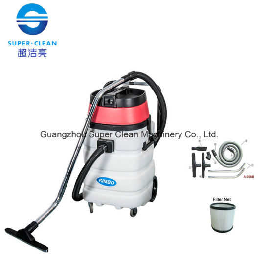 90L Wet and Dry Vacuum Cleaner --Plastic Tank pictures & photos