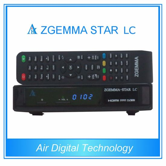 Best Low Cost Sale Zgemma-Star LC Satellite Receiver Linux OS E2 Full HD 1080P DVB-C One Tuner pictures & photos