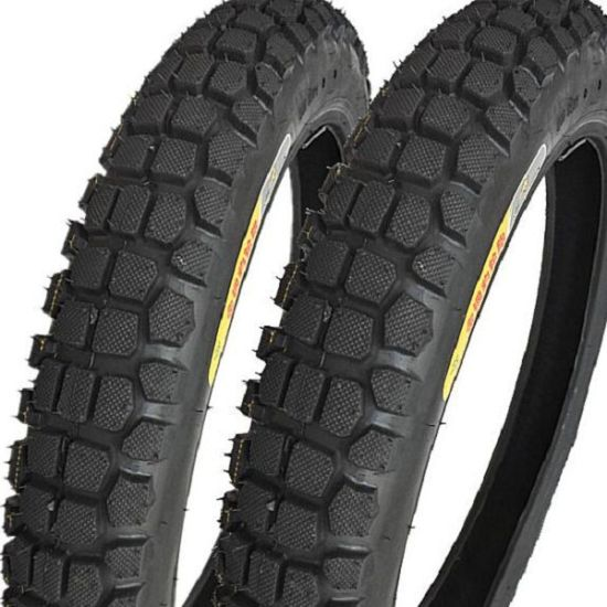 Motorcycle Tyre and Tube Motor Cycle Tube with Great Price pictures & photos