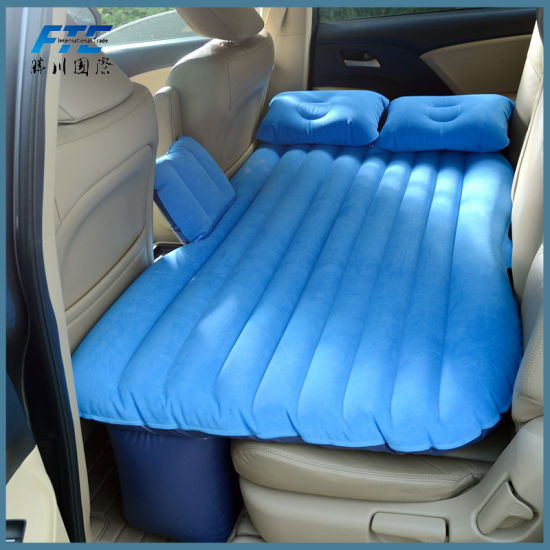 Sofa Chair Sleeping Bags Air Inflatable Car Bed pictures & photos