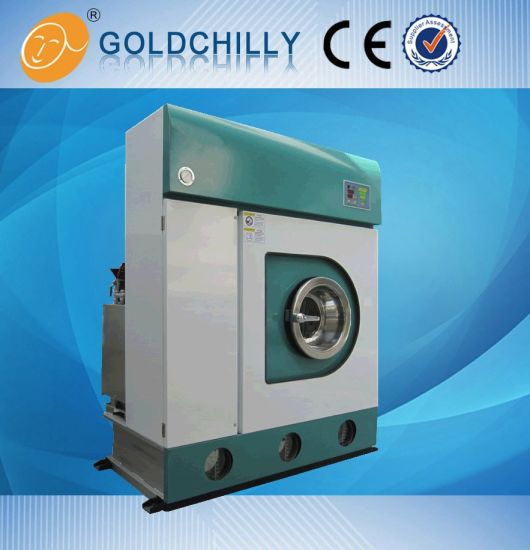 Perc Solvent Dry Cleaning Machine 10kg for Laundry Business Price pictures & photos