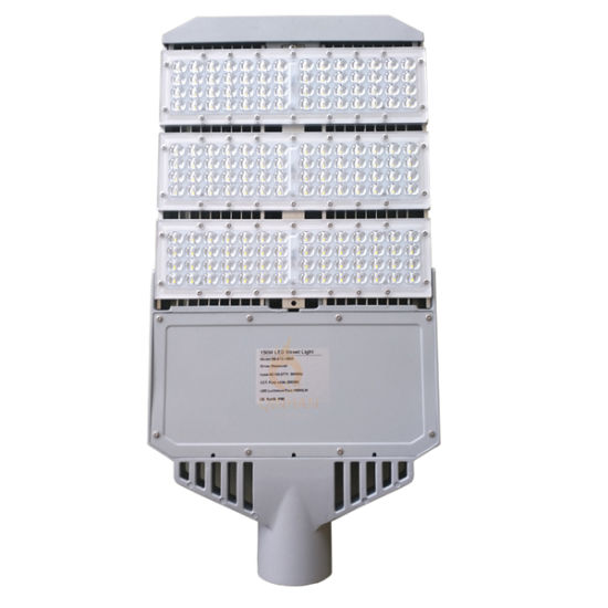 IP66 150W Smart LED Road Street Light with 7 Years Warranty pictures & photos