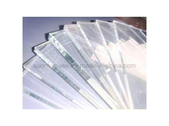 3-19mm Ultra Clear Tempered Glass pictures & photos