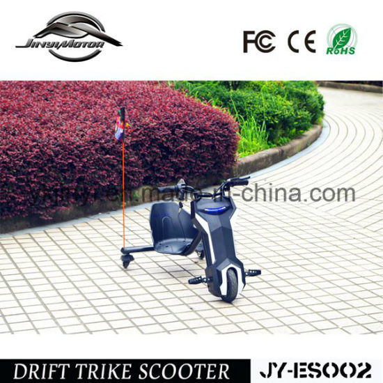 portable Mini Electric Scooter Three Wheel Kids Kick Scooter for Sale pictures & photos