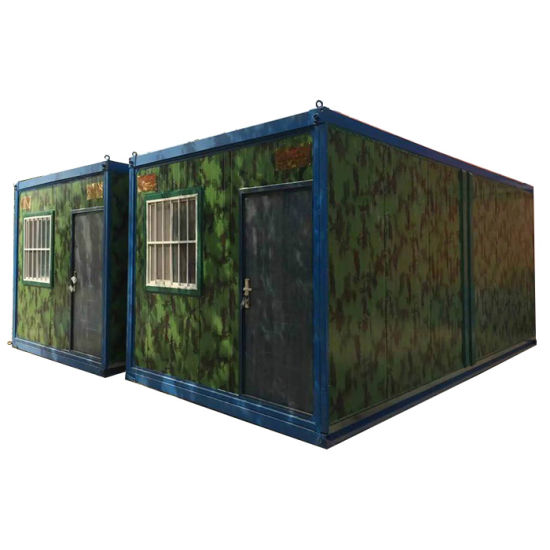Prefabricated Removable Folding Customized Container House Luxury pictures & photos