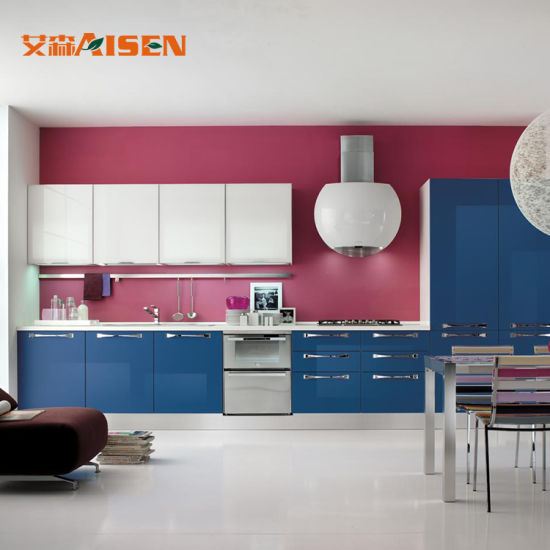 China 2018 Walmart Cabinets Presidents Choice Furniture Modern Simple Designs Lacquer Kitchen Cabinets China Kitchen Cabinet High Gloss Kitchen Cabinet
