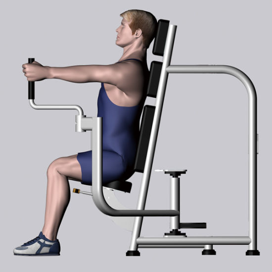 Fitness Equipment/Gym Equipment for Pectoral Machine (M2-1012) pictures & photos