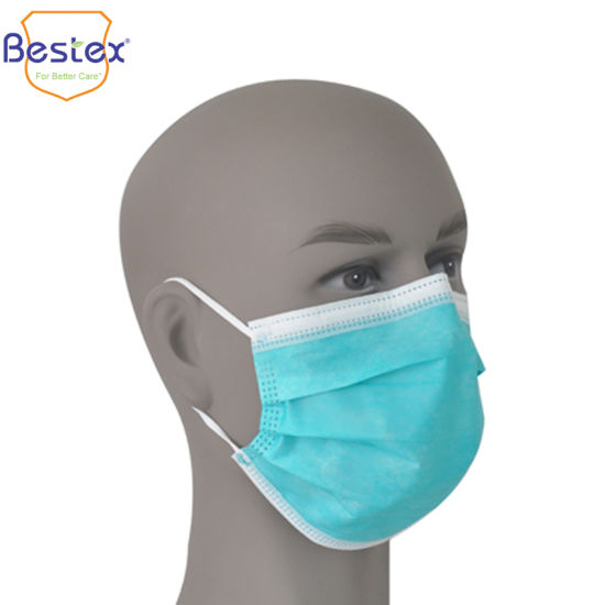 Medical Active Corbon Disposable Dust Gas Protective Full Face Snorkel Mask Factory with ISO13485