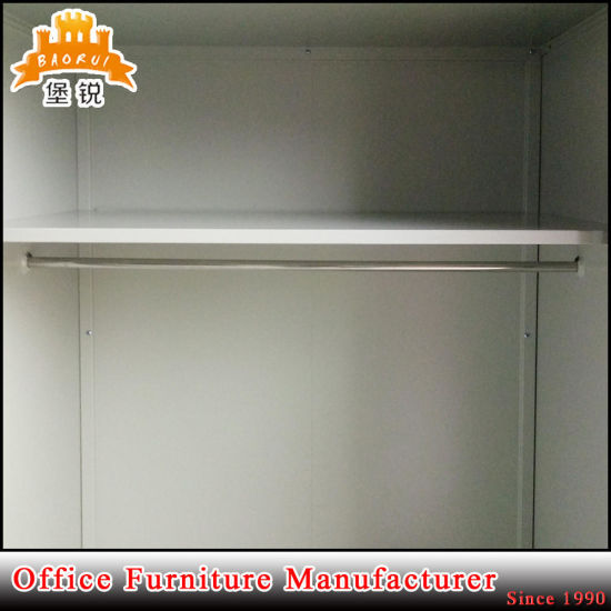 Steel Dressing Cupboard with Mirror for Changing Room pictures & photos