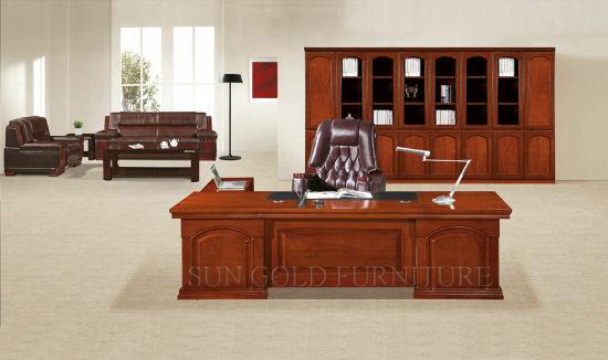 MDF High Class Elegant Office Table (SZ OD526)