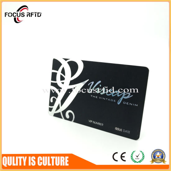 China high quality plastic business card iso size with full color high quality plastic business card iso size with full color printing reheart Image collections