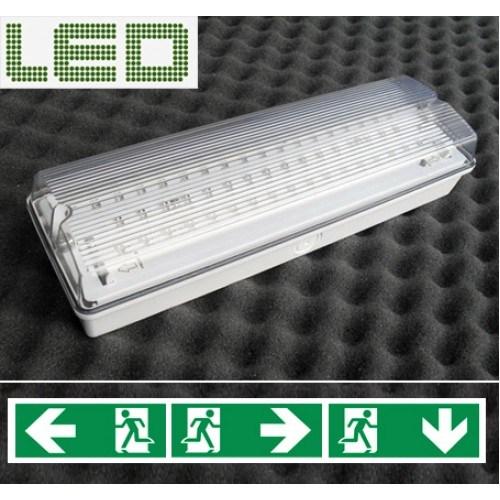 High Power LED Bulkhead Emergency Light From China Emergency Lighting Supplier