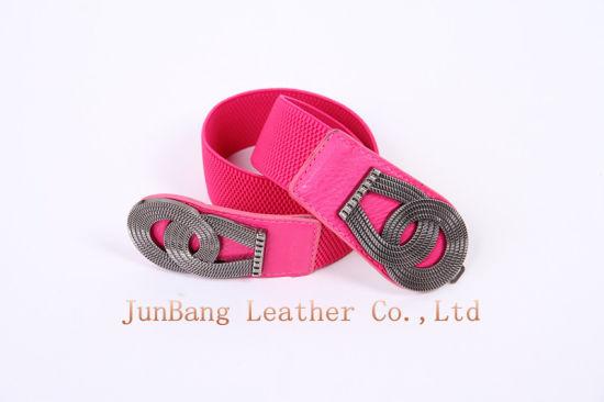Ladies Fashion Belt PU Belt Elastic Belt