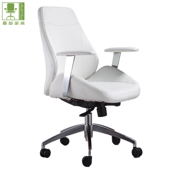 China Italian Design White Color Boss, White Computer Chairs Uk