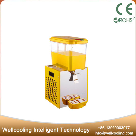 High Capacity Cold Fruit Juice Dispenser Machine