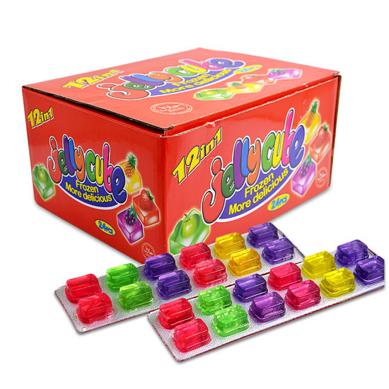 12 in 1 Fruit Jelly Candy