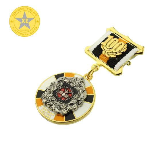 Ribbon or Custom Fittings Wholesale Custom Design Custom Badges